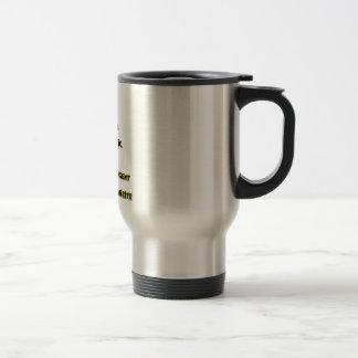 cheekie m travel mug
