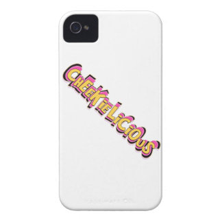 cheekilicious Case-Mate iPhone 4 cases