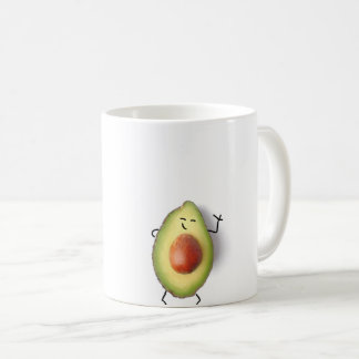 Cheeky Avocado Mug