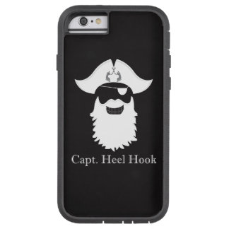 Cheeky Captain iPhone Case