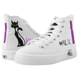 Cheeky Cat Trainers High Tops