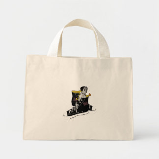 Cheeky Chappie Mini Tote Bag