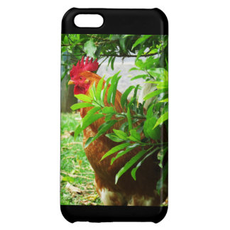 Cheeky Chicken iPhone 5C Case