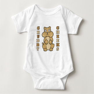 Cheeky Chipmunk Baby Bodysuit