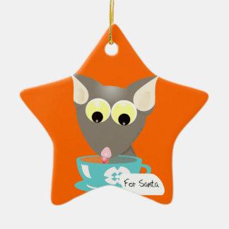 Cheeky Christmas Possum Ornament