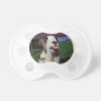 Cheeky Goat Dummy Baby Pacifiers