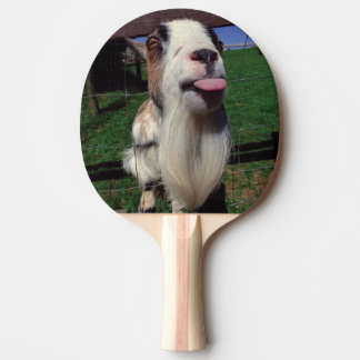 Cheeky Goat Table Tennis Paddle Ping Pong Paddle