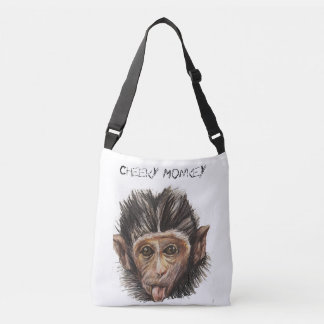 Cheeky Monkey cross body bag