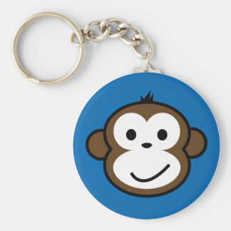 Cheeky Monkey Keychain