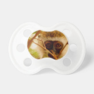 Cheeky Monkey. Pacifier