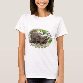 Cheeky Otters T-Shirt