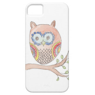 Cheeky Owl Case For The iPhone 5