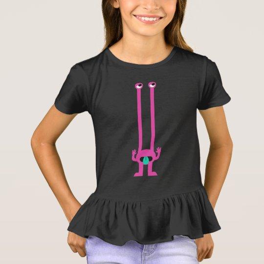 Cheeky Pink Alien T-Shirt