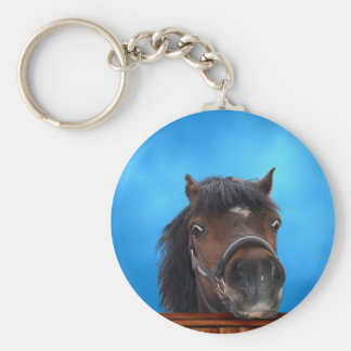 Cheeky pony, Customize me. Keychain