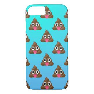 Cheeky poopy Emoji phone case