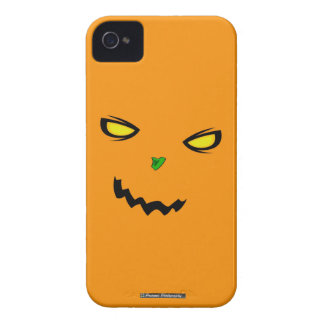 Cheeky Pumpkin Blackberry-Mate Case iPhone 4 Case-Mate Cases