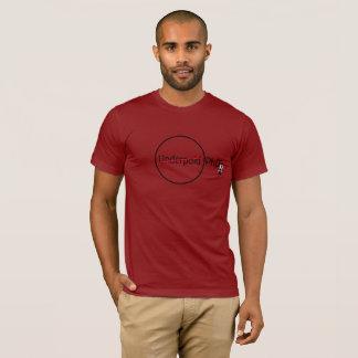 Cheeky Scientist Red Tshirt