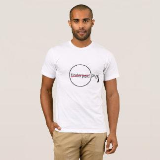 Cheeky Scientist White Tshirt