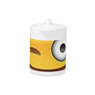 Cheeky Smiley emoji wink