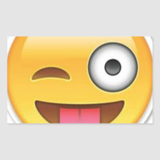 Cheeky Smiley emoji wink Sticker
