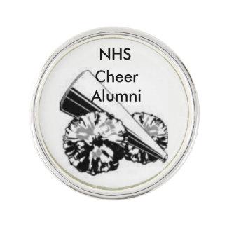 Cheer Alumni Lapel Pin