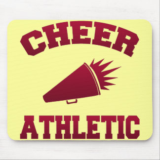 Cheer Athletic Mouse Pad