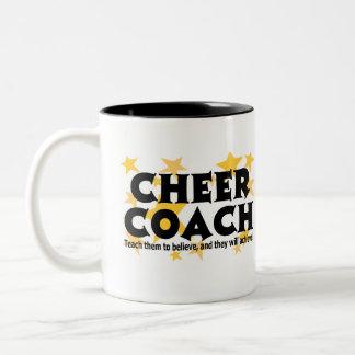 Cheer Coach Coffee Mug