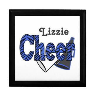 Cheer Keepsake Box