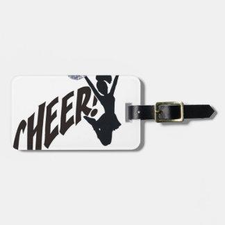 Cheer Luggage Tag