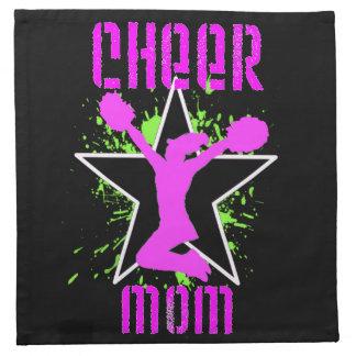 Cheer Mom Napkins