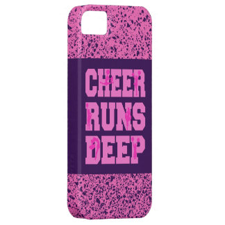 Cheer Runs Deep iPhone 5 Case