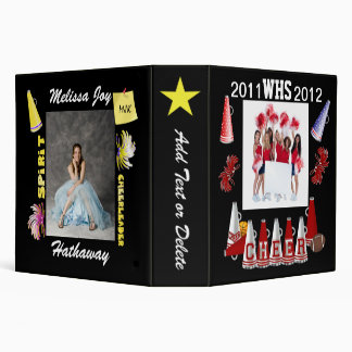 Cheer - See Back Binder