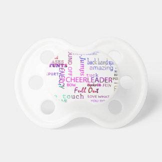 Cheer Spirit Pacifier