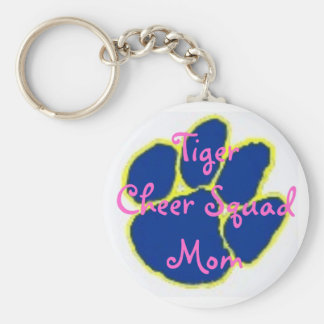 Cheer Squad Mom Keychain