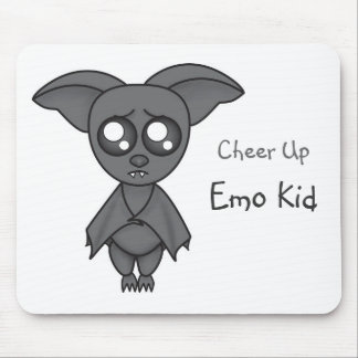 Cheer Up Emo Bat MP Mouse Pad