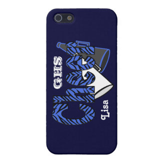 Cheer Zebra Style Case For iPhone 5/5S