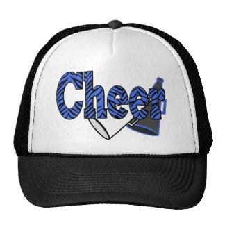 Cheer Zebra Style Trucker Hat