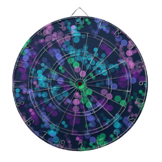 Cheerful Bubbles Dartboard