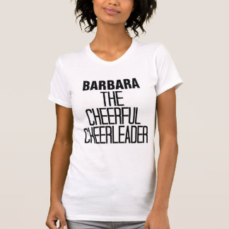 Cheerful Cheerleader T-Shirt