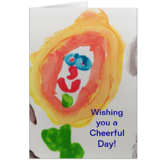 Cheerful Day Card