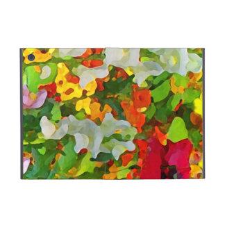 Cheerful Garden Colors iPad Mini Covers