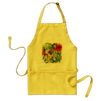 Cheerful Garden Colors Standard Apron