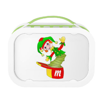 Cheerful jack in the box lunch boxes