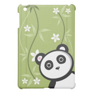 Cheerful Panda  Cover For The iPad Mini