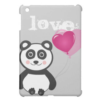 Cheerful Panda  iPad Mini Cases