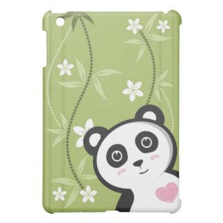 Cheerful Panda  iPad Mini Covers