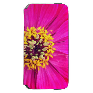 Cheerful Pink Flower Incipio Watson™ iPhone 6 Wallet Case