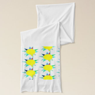 Cheerful Sun Scarf