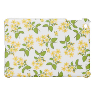 Cheerful Yellow Wildflowers Speck Case iPad Mini Covers