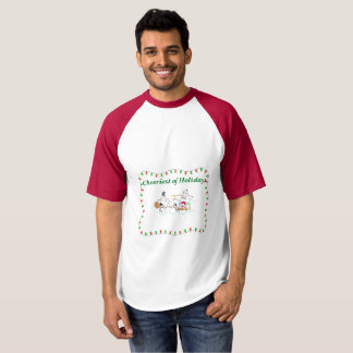 Cheeriest of Holidays T-shirt